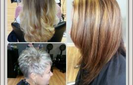 Hair Color - Intrigue Salon and Spa, Hendersonville, NC